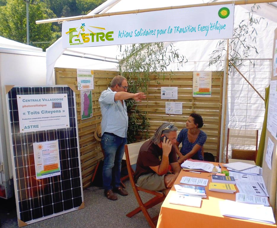 astre stand albenc